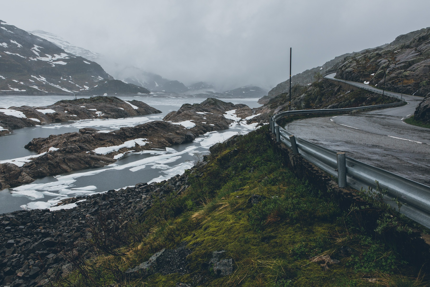 Exploring Norway in a VW California